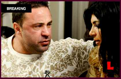 Joe Giudice, Teresa Giudice Confront Husband's Jail Plea Deal Deadline