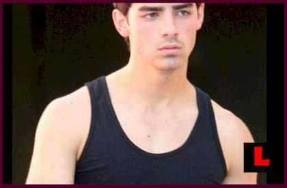 Joe Jonas New Haircut 2009