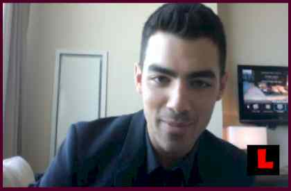 Joe Jonas Just in Life Music Video - uStream Chat Reveals Debut