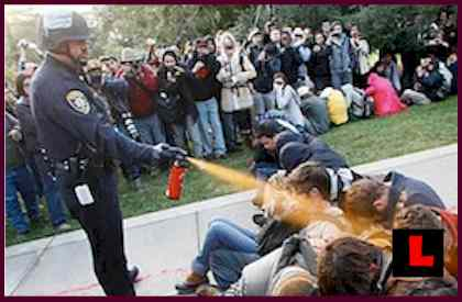 UC Davis Pepper Spray Video 2011 – John Pike Prompts Investigation