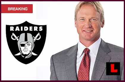 Jon Gruden Raiders Rumors Grow Cottage Industry for Insiders