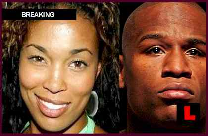 Josie Harris Remains Silent Following Floyd Mayweather Release