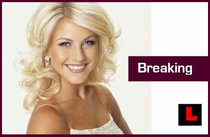 Julianne Hough Appendix surgery