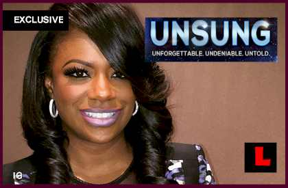 Kandi Burruss Joins Unsung Xscape Special: EXCLUSIVE