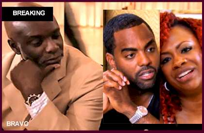 Kandi Burruss, Peter Thomas Feud Strikes Todd Tucker