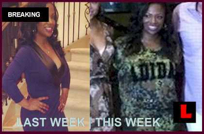 Kandi Burruss Pregnant with Todd Tucker's Baby? EXCLUSIVE
