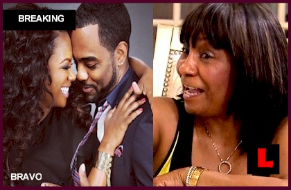 Kandi Burruss Todd Tucker Wedding Spinoff Gets Bravo, Mama Joyce Shoe