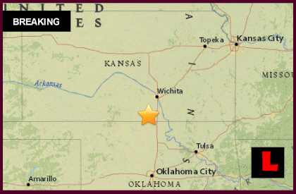 Kansas Earthquake 2015 Today Increases Fracking Debate
