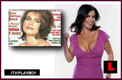 here are katarina witt s playboy pictures from 1998 katarina witt