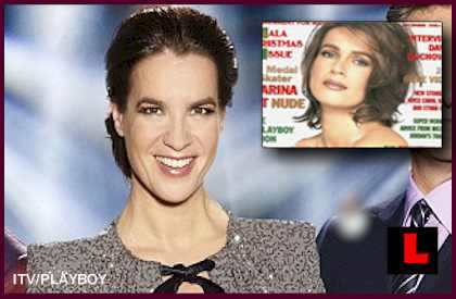 Katarina Witt Playboy Photos Fuel Dancing On Ice Excitement
