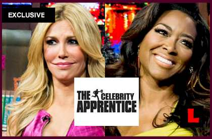 Kenya Moore Celebrity Apprentice: Brandi Glanville Gets Separated: EXCLUSIVE