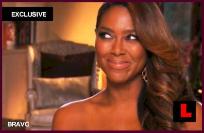 Kenya Moore Boyfriend Watch Heats up 2Chainz Concert: EXCLUSIVE