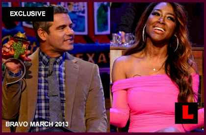 Kenya Moore Boyfriend: Cohen Knew Who is Kenya Dating? EXCLUSIVE oil tycoon Folorunsho Alakija new