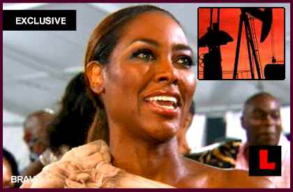 Kenya Moore Returning to RHOA, Pursues Hair Care Line: EXCLUSIVE