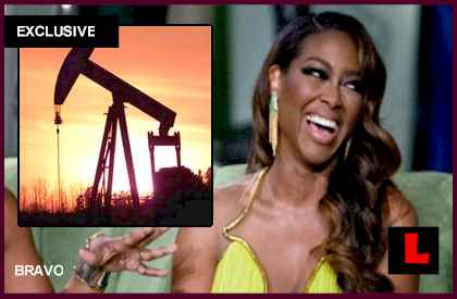 Kenya Moore Boyfriend Oil Tycoon who is kenya moore dating new 2013