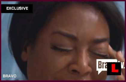 Kenya Moore Crying: Who Died, Mother Patricia Moore, Velvet the Dog, Doll exclusive