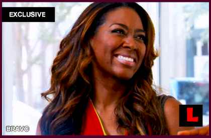 Kenya Moore Homeless Eviction Story Faked By Bravo? EXCLUSIVE