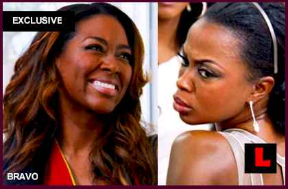 Kenya Moore, Phaedra Parks RHOA Salary Raises Expected: EXCLUSIVE