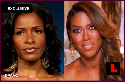 Kenya Moore Got Shereè Whitfield Treatment from NeNe Leakes? EXCLUSIVE