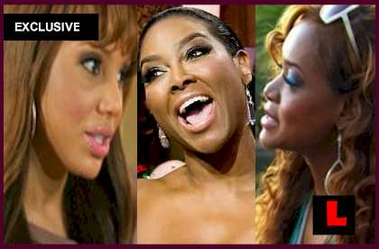Tamar Braxton, Kenya Moore Feud Ignites Mariah Huq's Married to Medicine: EXCLUSIVE