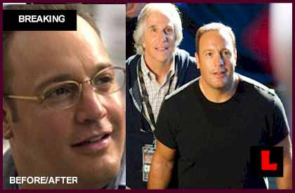 Kevin James Weight Loss Revealed for Here Comes the Boom