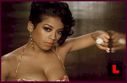 Keyshia Cole and Daniel Gibson Married