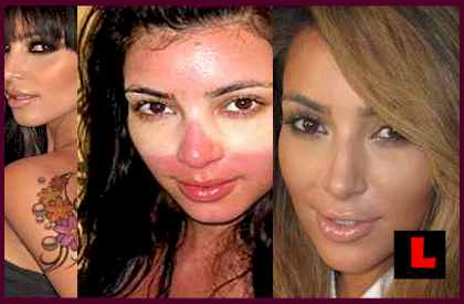 Kim Kardashian Overexposure