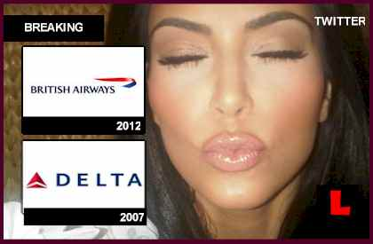 Kim Kardashian Priceless Sunglasses Prompts Another Kardashian Airport Scandal 
