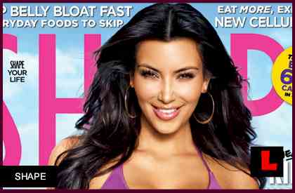 Kim Kardashian Liposuction