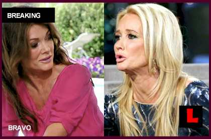 Kim Richards: Lisa Vanderpump Fakes Scenes for RHOBH