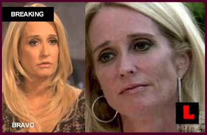 Kim Richards Rehab, Alcoholic Admission Ignites RHOBH Reunion