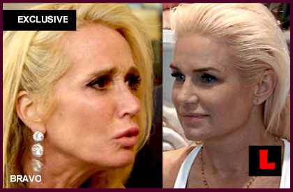 Kim Richards, Yolanda Foster Battle RHOBH Cast Firings: EXCLUSIVE