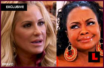 Phaedra Parks, Kim Zolciak, Kandi  Burruss Feud Widens: EXCLUSIVE