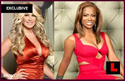 Kandi Burruss: Kim Zolciak is a Music Novice - EXCLUSIVE