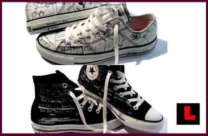 Cobain Converses