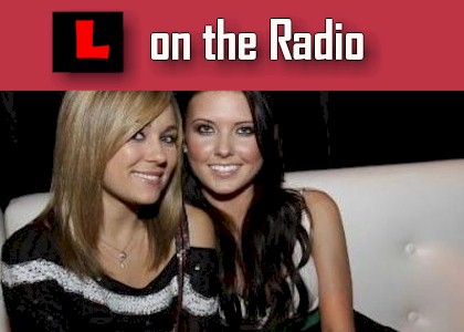 Lauren Conrad hit up Ryan Seacrest this morning to discuss the upcoming