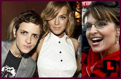 Lesbians for mccain palin