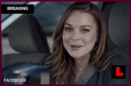 Lindsay Lohan Super Bowl Ad 2015: Actor Promotes Esurance