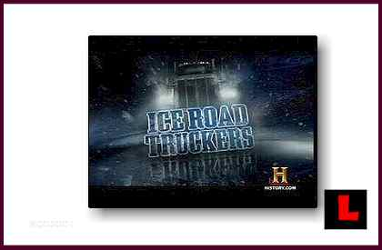 ice road truckers back in syndication lisa kelly ice s road truckers