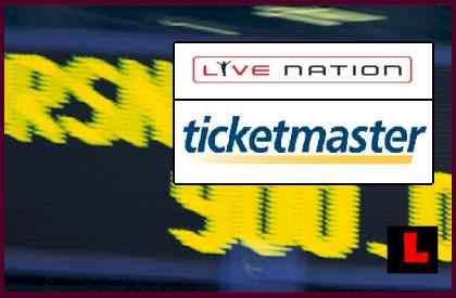 Ticketmaster Live Nation Merger Antitrust