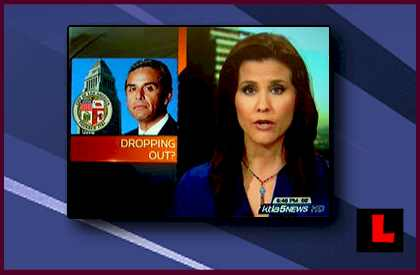 Antonio Villaraigosa's Divorce Final, Still Dating Lu Parker of KTLA