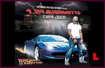 Ludacris - 1.21 Gigawatts: Back To The First Time Luda-mixtape