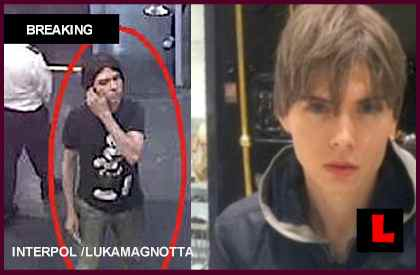 Luka Magnotta Video Surveillance Records Fugitive in Paris