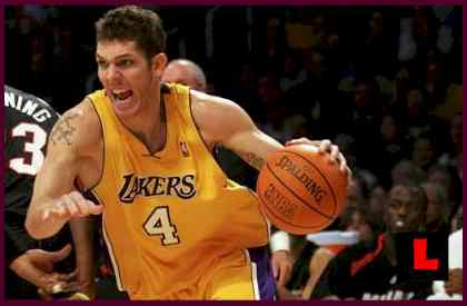 Luke Walton Shoot Power