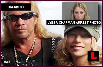 Lyssa Chapman Arrested in Dog the Bounty Hunter Dramatic Episode