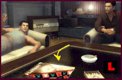 Mafia 2 Playboy PICTURES