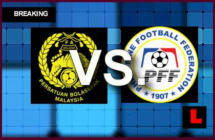 Malaysia vs. Philippines 2014 Score Battle Delivers Soccer Friendly