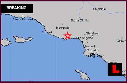 Malibu Earthquake Today 2013 Strikes Near PCH Fire