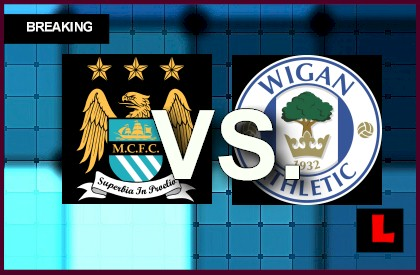 Manchester City vs. Wigan Athletic 2014 Heats up FA Cup Results, Score soccer today