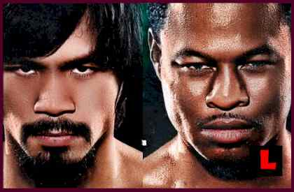 Manny Pacquiao vs. Shane Mosley Height and Reach Won't Impact Results